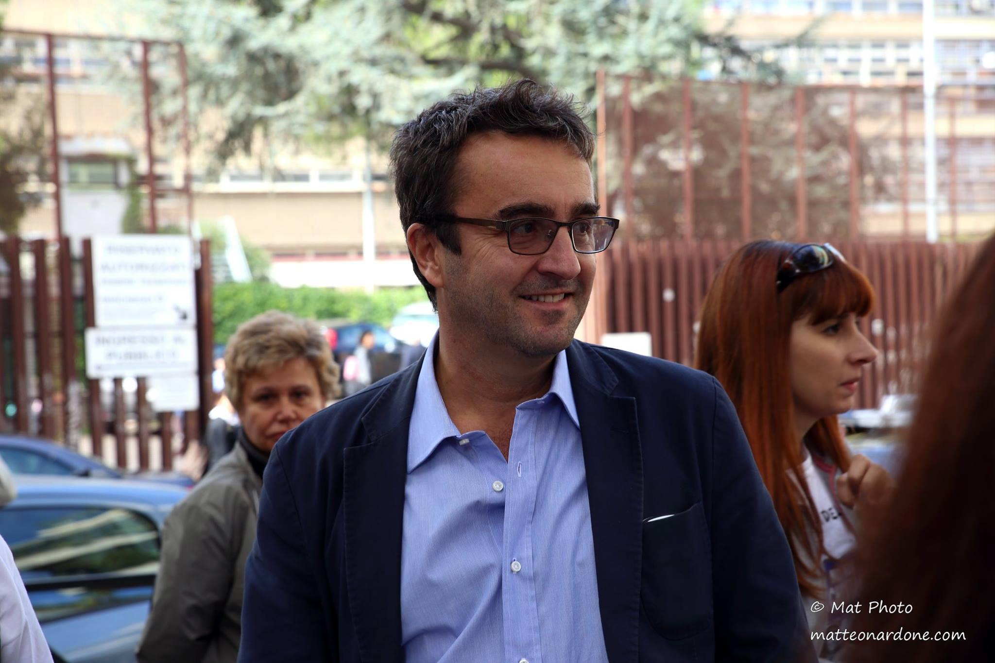 """Fabrizio Peronaci apre """"Il Salotto delle 6"""" mercoledì 30"""