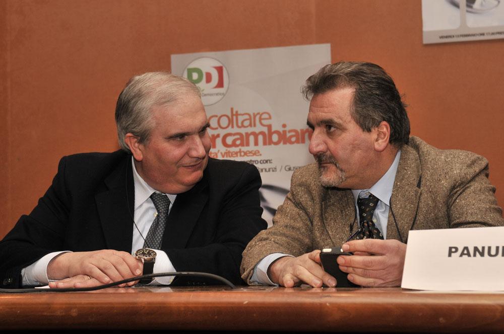 Congresso-lampo del Pdep (partito di Enrico e Peppe): Fioroni e Panunzi giocano a carte sul Titanic e (loro) si divertono