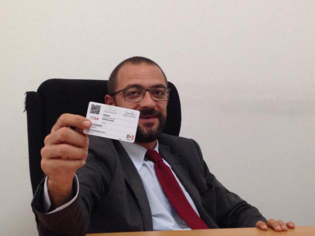 Amministrative: rovinosa la sconfitta del Pd, ma il segretario Egidi non si dimette. Il suo è un incarico a vita?