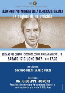 Commissione Moro in tour, domani a Soriano nel Cimino: niente di nuovo sull'omicidio, ma un'altra passerella pre- elettorale per Fioroni