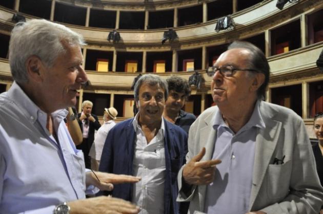 """Scandalo Unione, chi ha negato la direzione artistica al Maestro Scaparro e perchè? Michelini e Delli Iaconi tra """"miserie paesane"""", arroganza e incultura"""