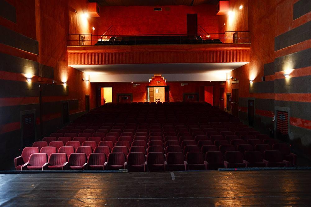 Monopolio Caffeina: con l'apertura del teatro la Fondazione occupa tutti gli spazi ricreativi della città, nel silenzio di debolissime istituzioni. Perchè quello del Teatro dell'Unione è un problema secondario