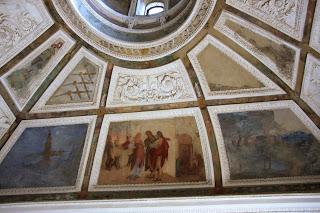 Arte: gli affreschi della Chiesa di Sant'Anna a Farnese: tra alchimia ed ermetismo