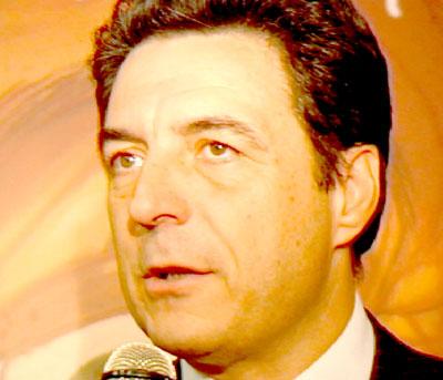 Giulio Marini, Chiara Frontini: no secco e definitivo all'accordicchio con il centrodestra dei conflitti di interesse