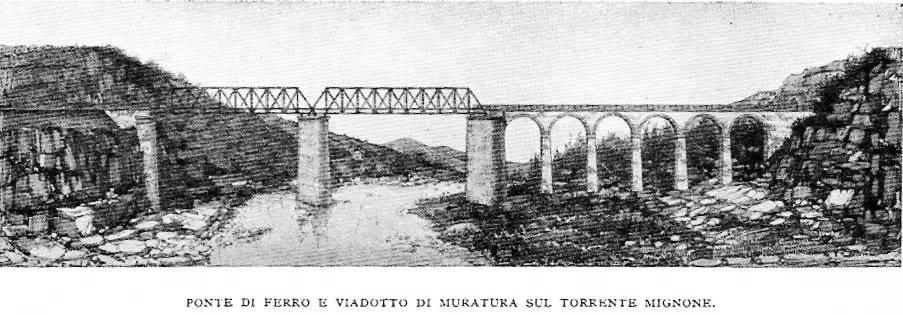 Storia della ferrovia Orte- Civitavecchia, uno scenario per il grande schermo