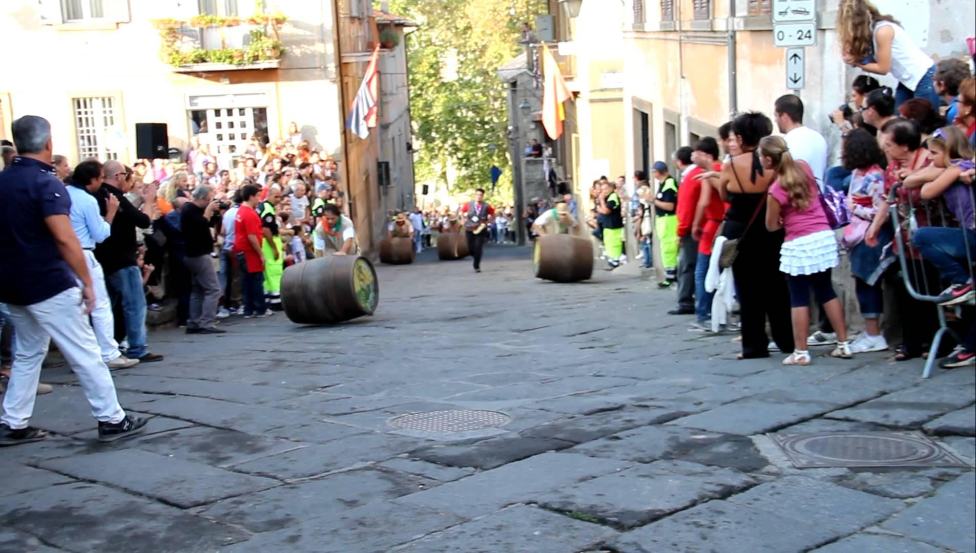 Piano Scarano: festa dell'uva, autentica festa popolare di antiche tradizioni