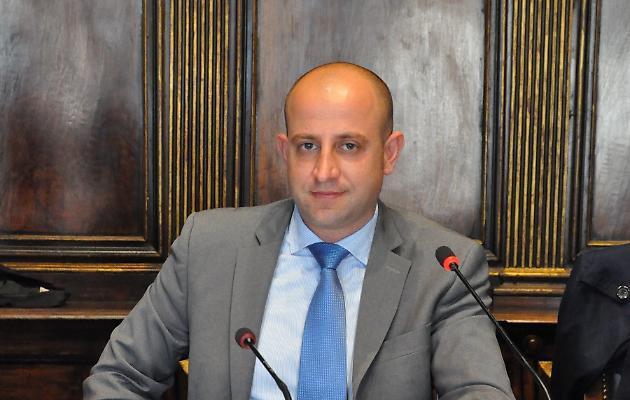 """Il lento risveglio del """"figlio d'arte"""" Marco Ciorba, presidente del Consiglio """"per grazia ricevuta"""""""