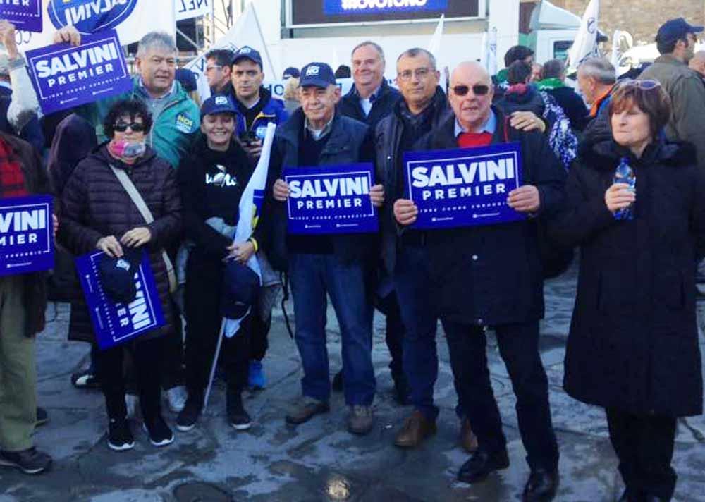 Festa annunciata e mai arrivata: non si hanno notizie della convention di Noi con Salvini prevista per fine settembre: era attesa anche la presenza del segretario nazionale
