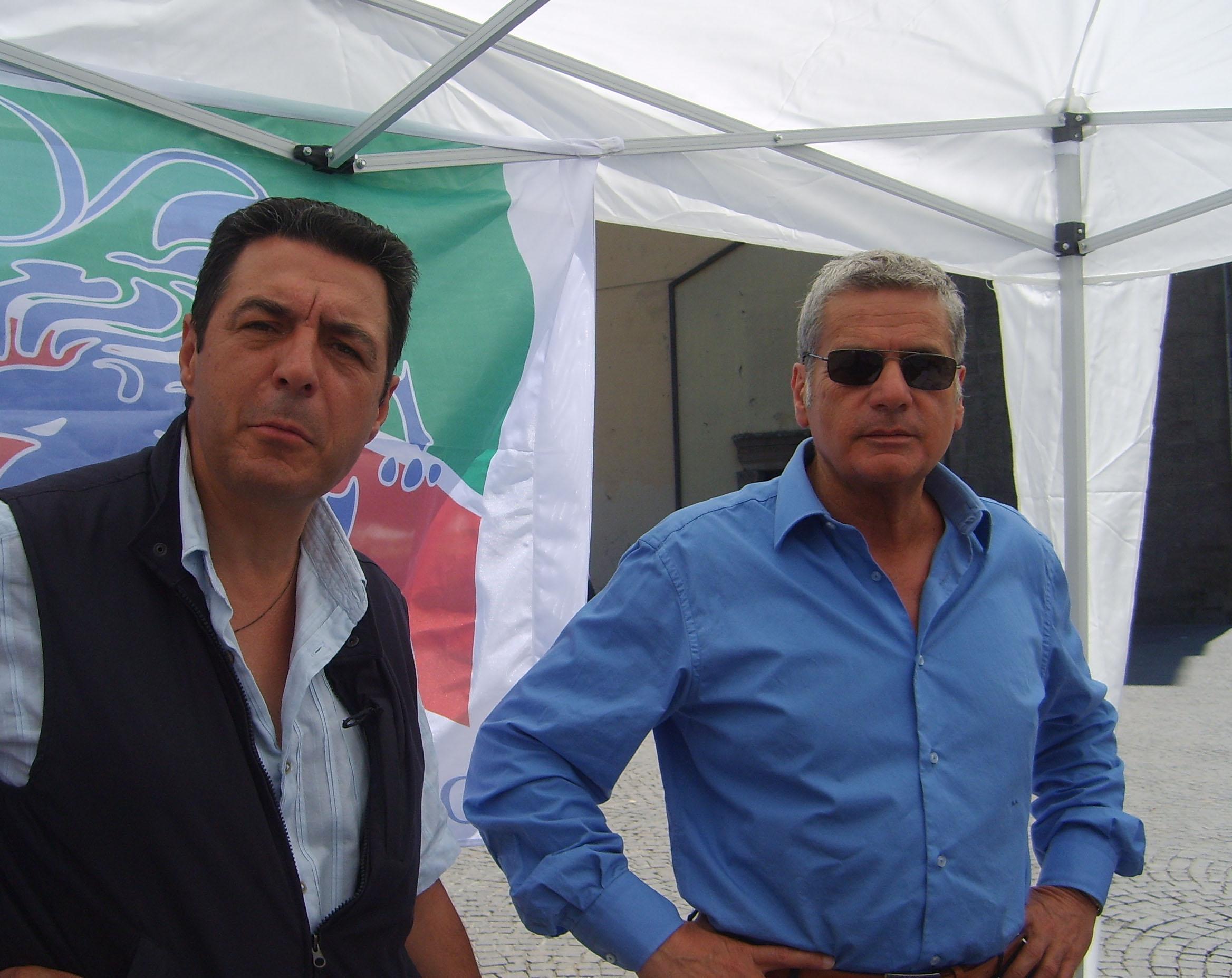 """Teatro Caffeina, Forza Italia si spacca ancora una volta: Arena firma per Rossi, Marini e Sberna: """"Le leggi vanno rispettate"""""""