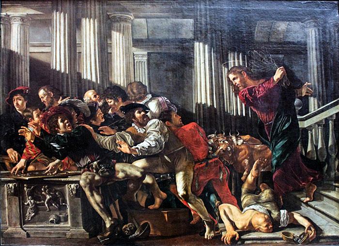 """Le ideologie dopo, prima mandare via i """"mercanti dal tempio"""": Viterbo può ripartire da etica, regole chiare e trasparenza"""