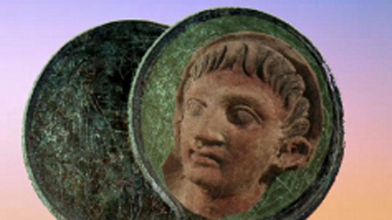 Arte: lo specchio dei Dioscuri in mostra a Piansano fino al 15 gennaio