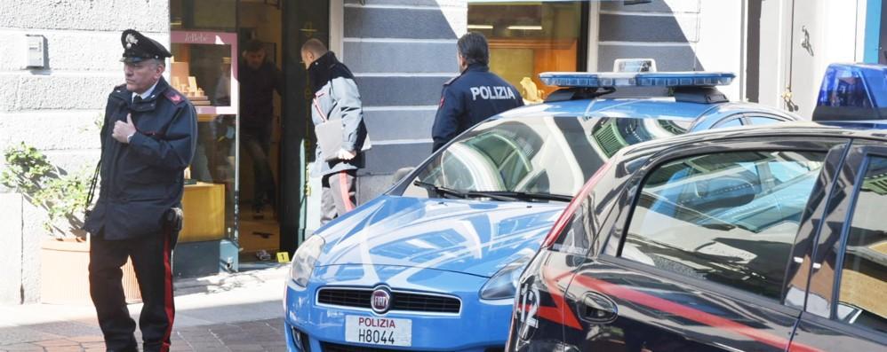 Colpo grosso nella notte in una gioielleria a Capranica: rubati oggetti di valore per più di 40000 euro