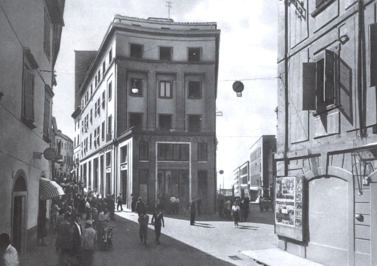 Percorsi urbani: gente di Viterbo, alla ricerca della felicità perduta