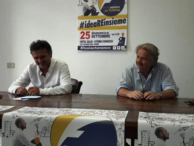 """Presentazione """"L'isola che non c'è"""": Santucci non invita cittapaese.it, scappa dinanzi alle nostre domande?"""