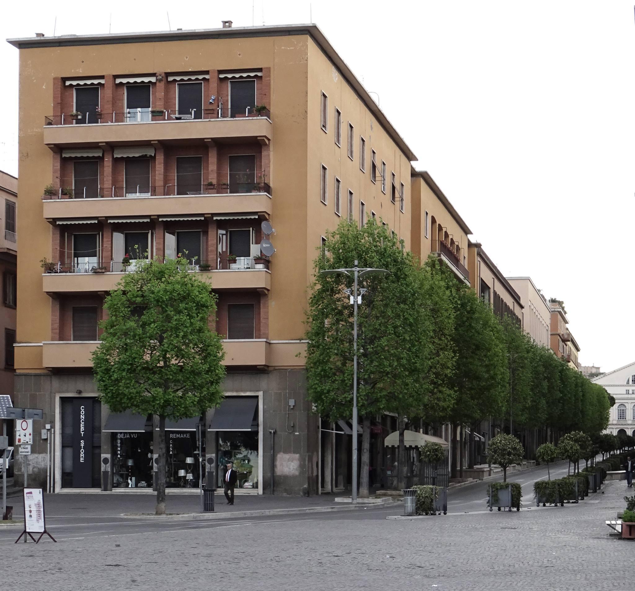 Percorsi urbani:  Via Marconi, l'asse che ricongiungerà il verde?