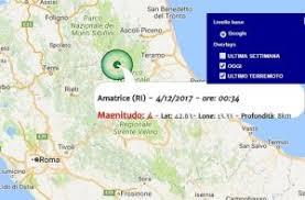 Torna il terremoto ad Amatrice, forte la scossa, nessun danno: ma di prevenzione e di messa in sicurezza del territorio a Viterbo e nel Lazio non si parla neanche più