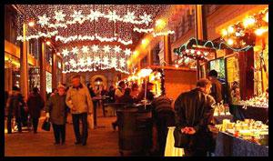 Buon Natale a tutti da Paco Bottone e cittapaese.it: tanti auguri alla nostra Viterbo, vogliamole tutti più bene, e cacciamo i mercanti dal tempio