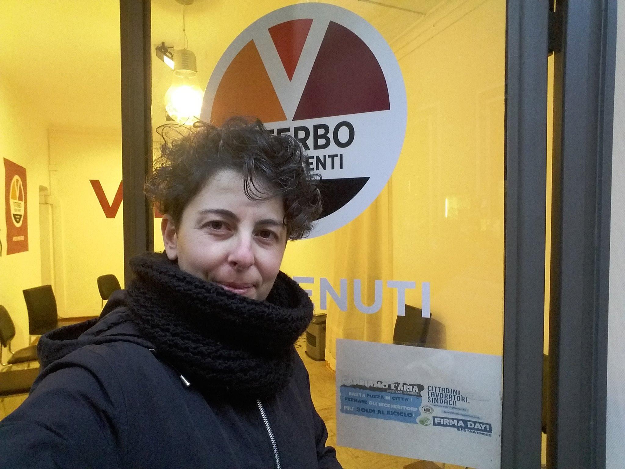 """L'intervento: Maria Chiara Brenciaglia (Viterbo 20/20):""""Riavviciniamo i cittadini al verde pubblico e riqualifichiamolo insieme"""""""