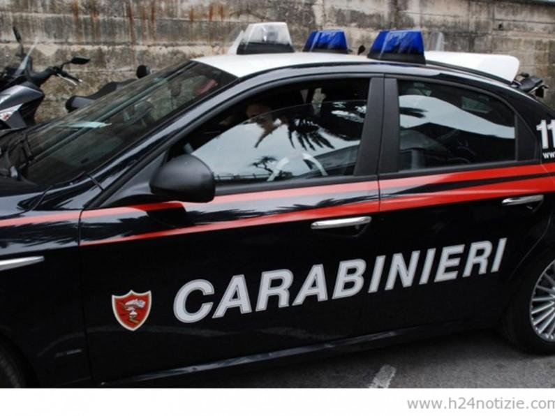 Compie reati sotto falsa identità: arrestato dai Carabinieri