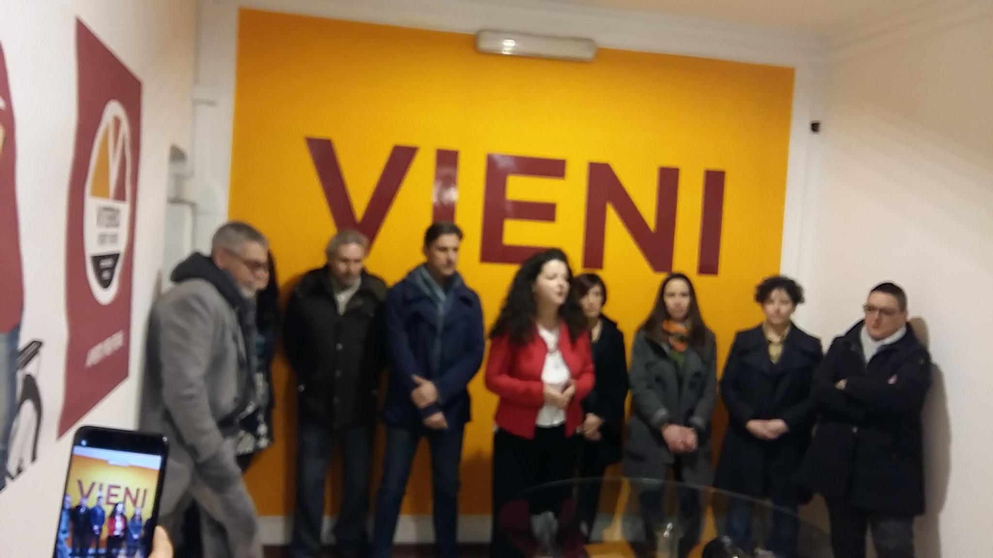 """Verso le comunali, Chiara Frontini: """"Ora siamo pronti, possiamo vincere"""" e poi presenta la """"sorpresa Antoniozzi"""""""