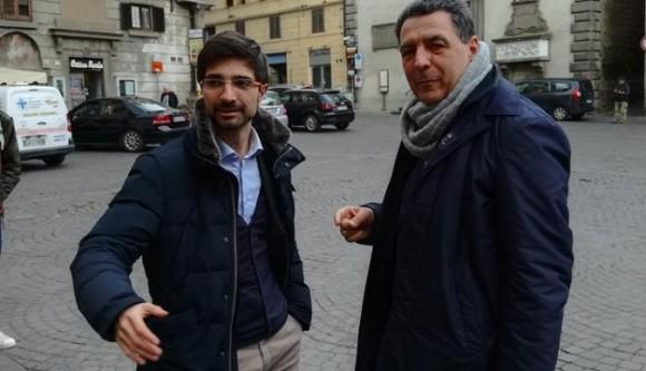 """Verso le elezioni. Marini-Sabatini,  tandem """"fuorimoda"""" per il centrodestra, ora  rischiano di guardare le elezioni in TV"""