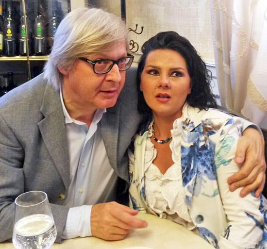Regionali: ed ora  Rossi vuole portare con sè alla Pisana la moglie di Barelli, Dominga Martines