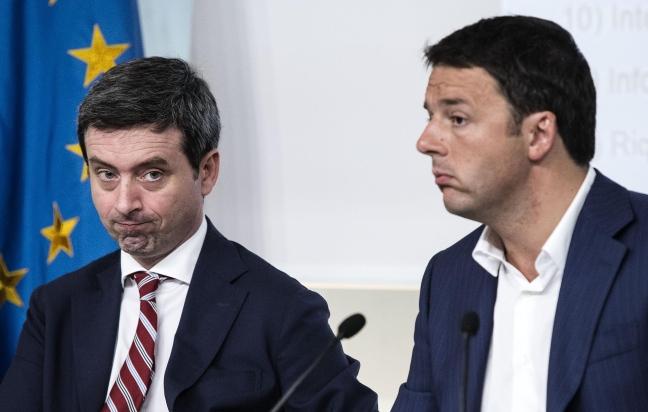 """Pd sempre più spaccato: Orlando e Renzi, il """"compromesso storico"""" del terzo millennio è solo lotta per il potere"""