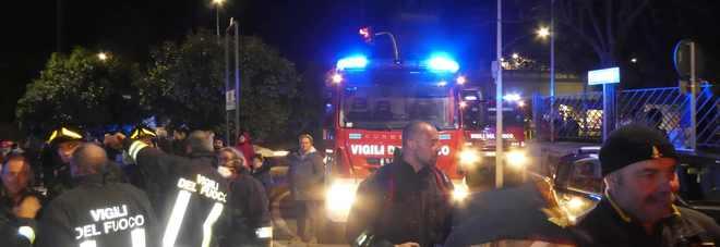 """La città brucia: Palazzo di Via della Caserma, tanti i dubbi su un """"incidente sospetto"""": non è esclusa la natura dolosa dell'incendio"""