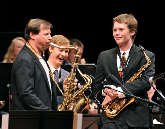 Musica:  la Whitworth University Jazz Ensemble in concerto domenica 14 a Vitorchiano