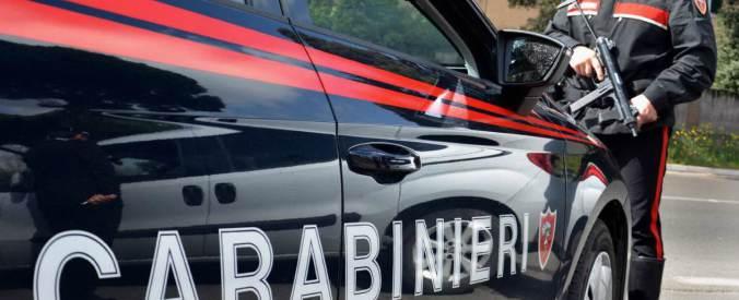 Viterbo, ruba all'Eurospin, arrestato dai carabinieri rumeno di 32 anni