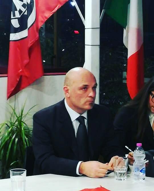 """Politiche, – 6 al voto: """"L'unica destra sociale siamo noi"""", 4 domande di cittapaese.it ad Umberto Ciucciarelli di Casa Pound"""