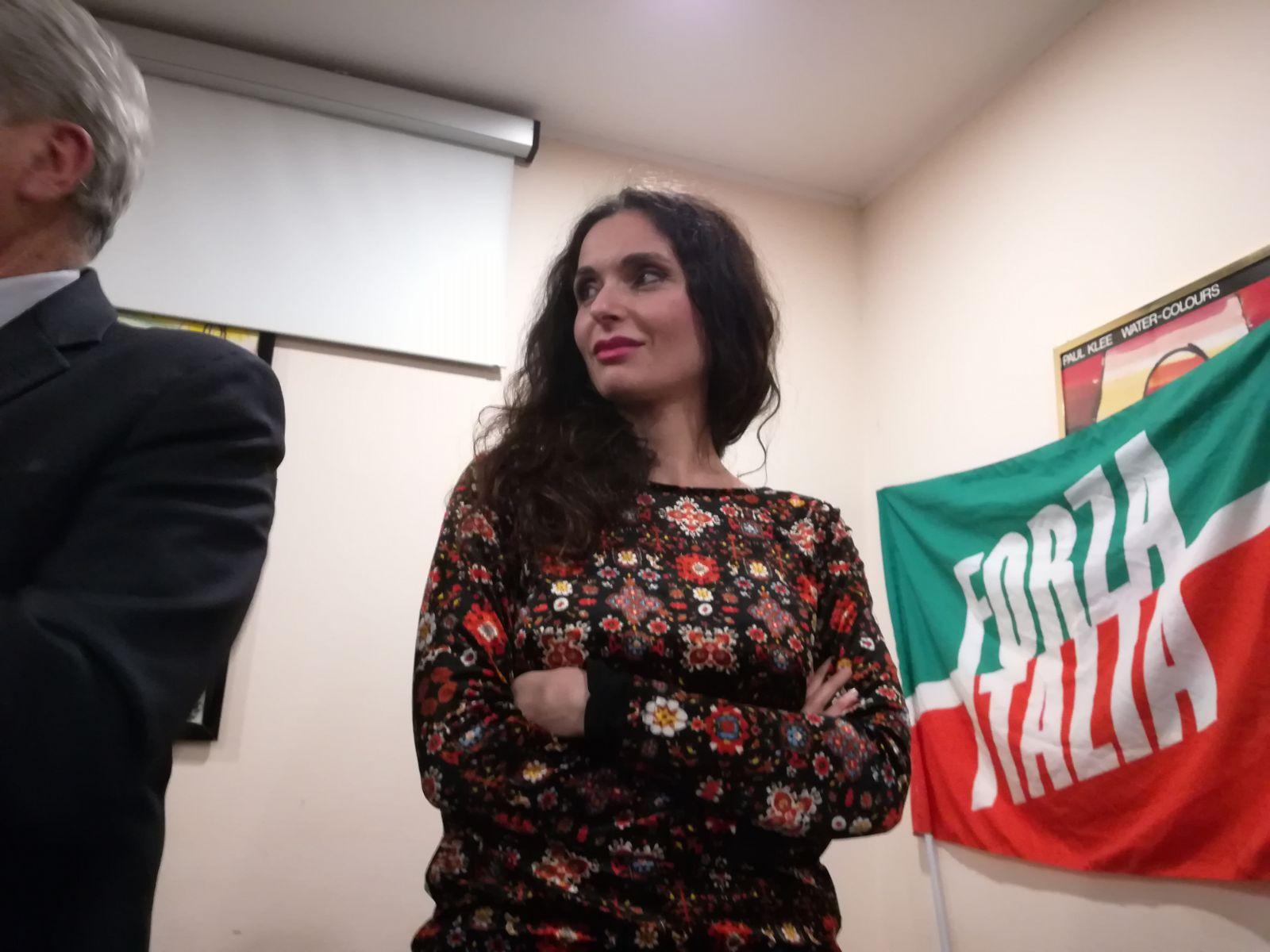 """Verso le regionali: Francesca Arena si presenta, """"sono una missionaria della politica"""""""