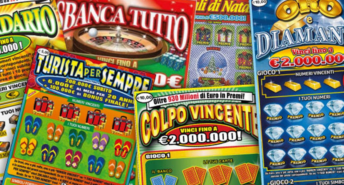 """Gran colpo ad un bar di Viterbo Nord: rubati """"gratta e vinci"""" per 30000 euro"""