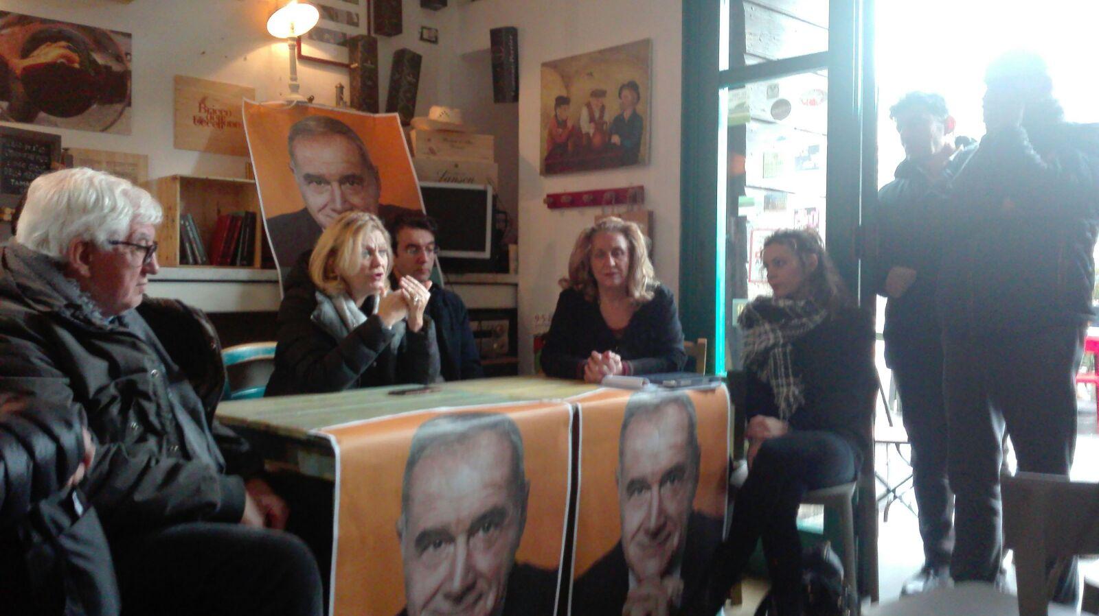 Verso le Regionali: I 4 candidati alla Pisana di Liberi e Uguali