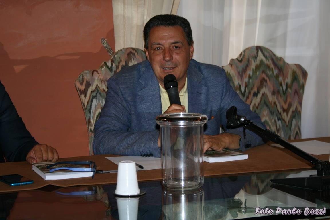 """La polemica, Giulio Marini: """"Puntavo al Parlamento, non mi hanno voluto, ora la mia """"mission"""" è Sabatini"""""""