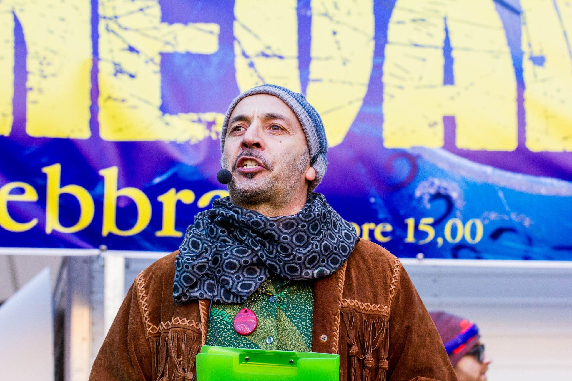 """Carnevale 2018, il vero """"evento popolare"""": Lucio Matteucci: """"Ma state tranquilli non mi candido, sono ancora troppo giovane"""""""