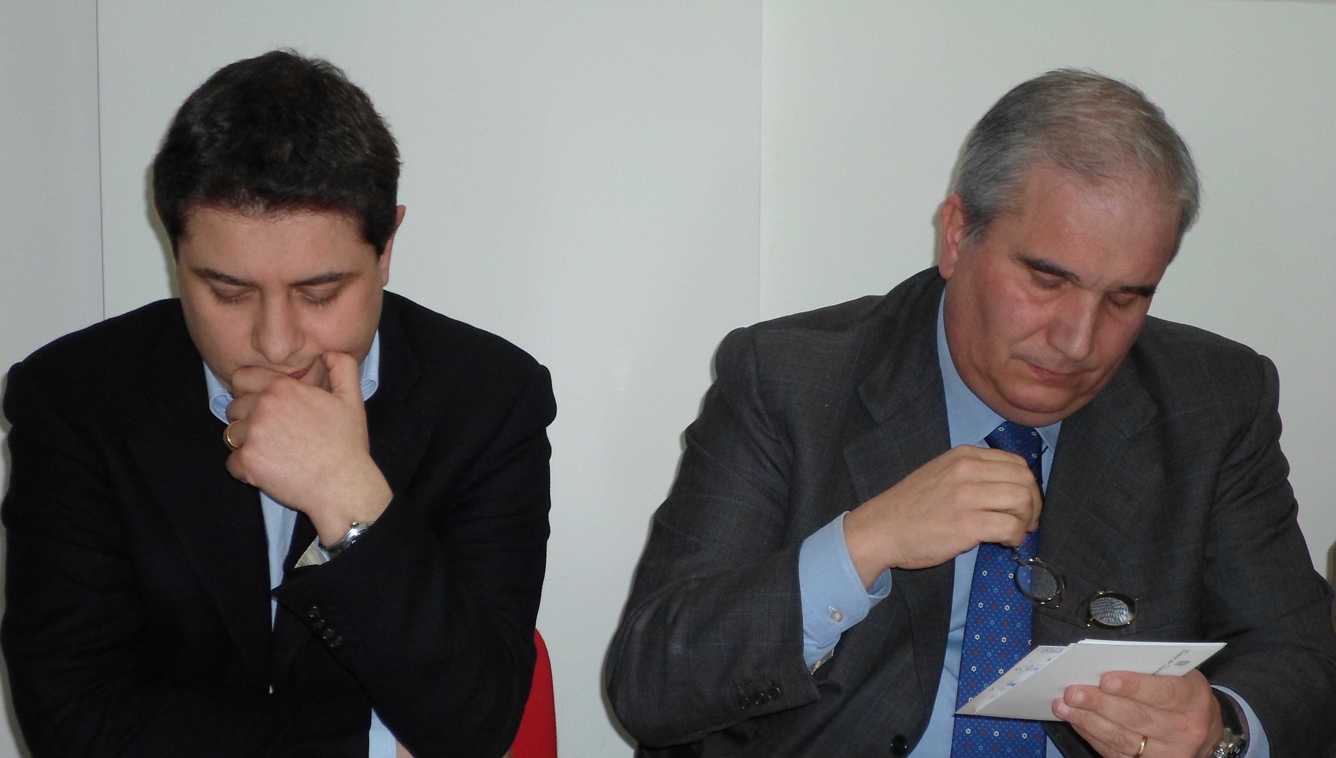 Verso le politiche/boatos: panunziani che non votano Fioroni che non vota Mazzoli, nel Pd è tempo di resa dei conti