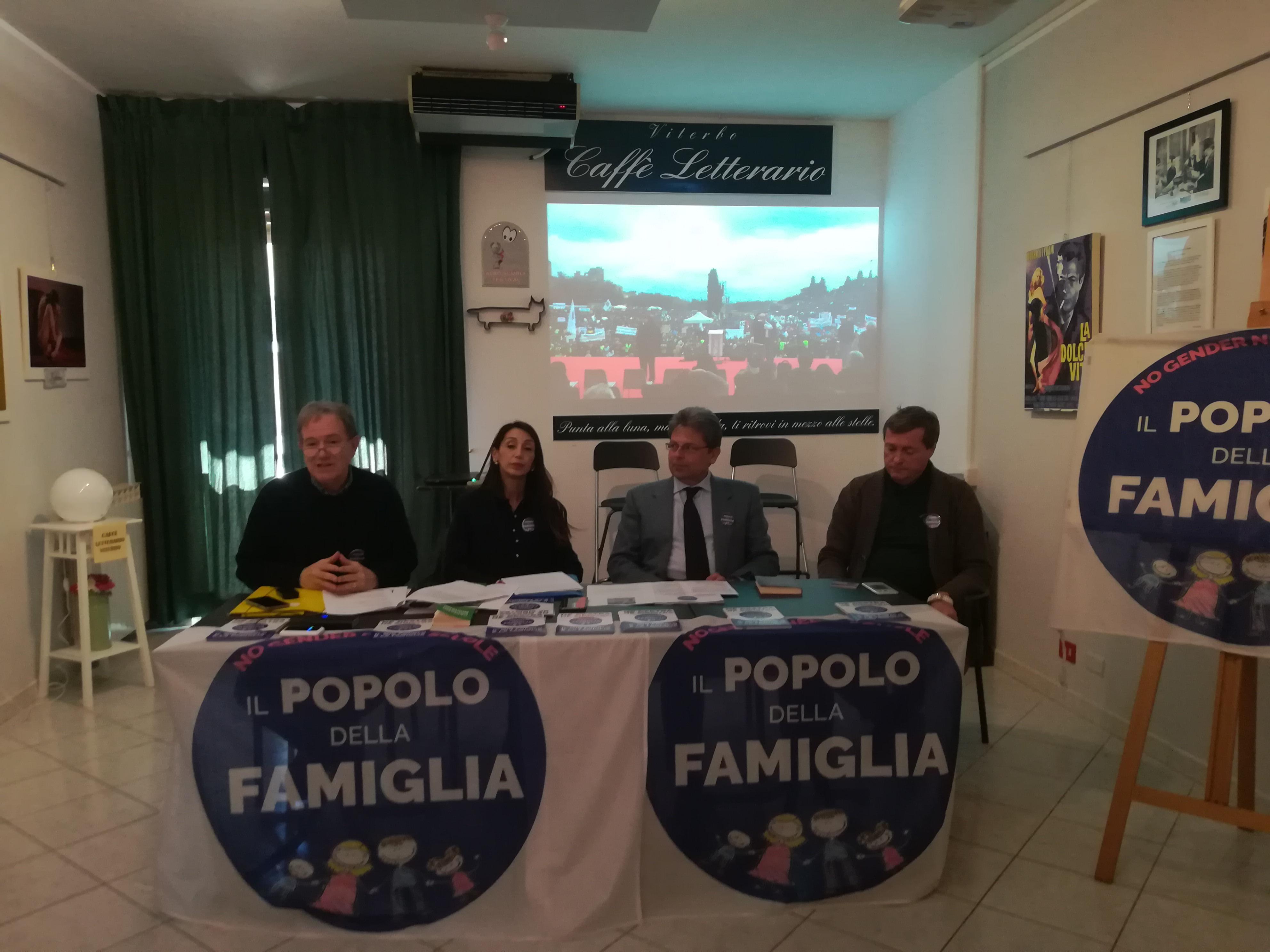 Verso le politiche e le regionali: Popolo per la Famiglia presenta i suoi candidati