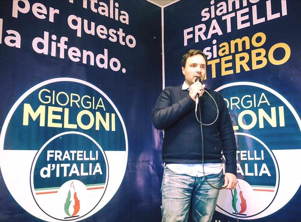 """Verso le regionali, intervista esclusiva: """"Sburocratizziamo il lavoro"""", cittapaese.it incontra Giuseppe Talucci Peruzzi (Fdi)"""