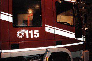 Grave incidente  sulla canepinese: si scontrano due auto, due i feriti gravi