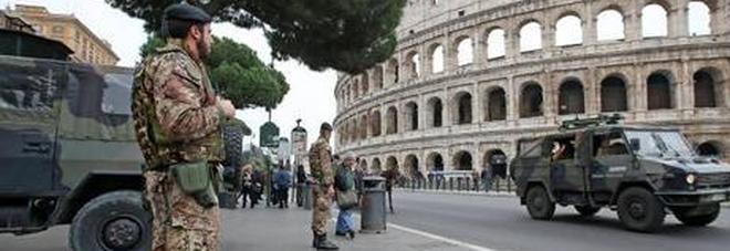 Allarme terrorismo a Roma, è caccia ad un tunisino