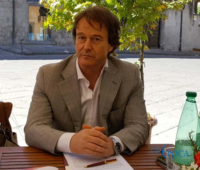 Incontri flash, 5 domande al sindaco di Bagnoregio Francesco Bigiotti