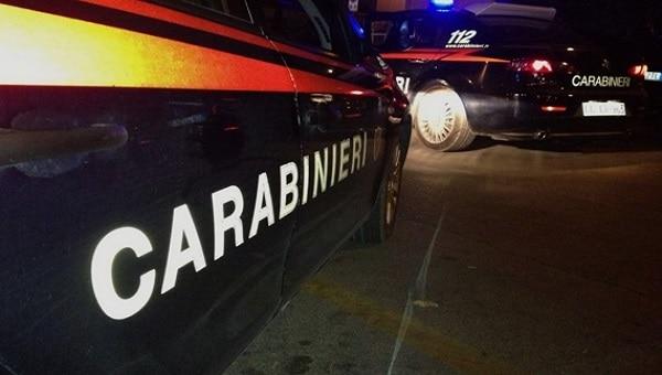 Rissa notturna a Vetralla, arrestati un italiano e due rumeni