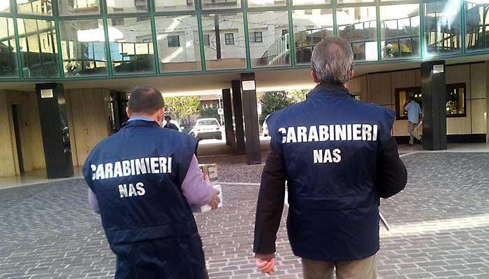 Falsi attestati operatori sanitari: sgominata banda, sequestri anche a Viterbo