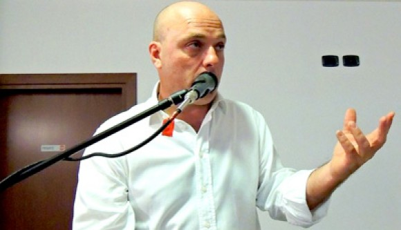 """Politiche, – 2 al voto: le """"domande finali"""" ad Umberto Ciucciarelli, candidato alla Camera per Casa Pound"""