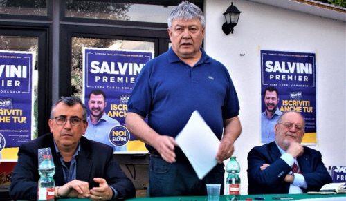 Viterbo, politiche 2018, la nota : dopo il boom nel capoluogo la Lega di Fusco ora vorrà il candidato sindaco?