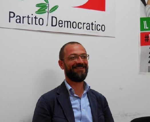 Dopo-voto, Viterbo: Egidi si dimette da segretario PD