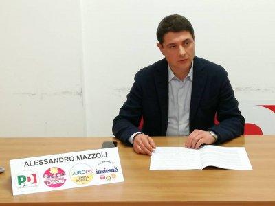 """Politiche, – 2 al voto: le """"domande finali"""" ad Alessandro Mazzoli, candidato al Senato per il Pd"""