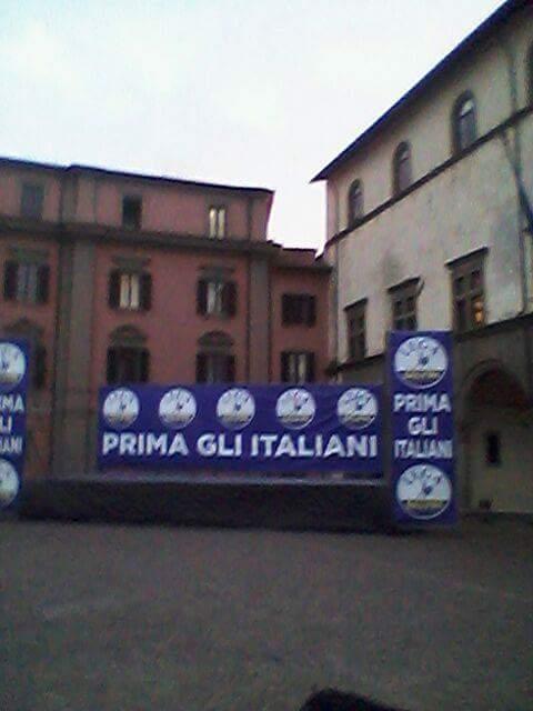 Il giorno di Salvini: il leader leghista a Viterbo, comizio alle 19 in piazza del comune: e se chiederà il candidato sindaco…