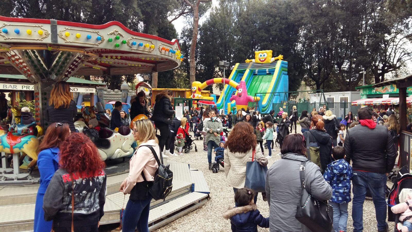"""""""Caccia all'uovo"""" e Prato Giardino diventa luogo di svago e divertimento per grandi e bambini: Viterbo Civica, un'altra delle sue…."""